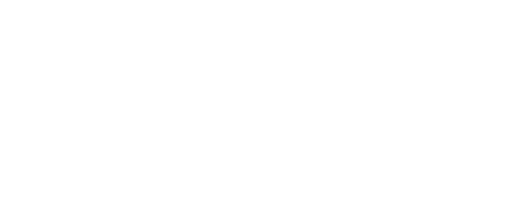 Cafébar logotyp vit